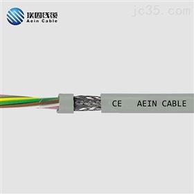 CC-system cable PUR-C符合西门子标准无卤低压反馈电缆康博替代线