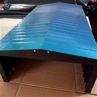 方形除尘耐温风琴防护罩