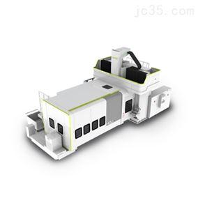 MDU-Titan series龙门式五轴加工中心机