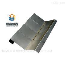 立式加工中心伸缩钢板导轨防护罩上门测量