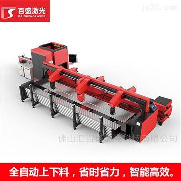 F6020GE全自动管材激光切割机