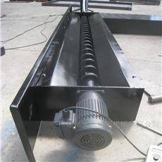 定做机床螺旋排屑机生产厂家直销