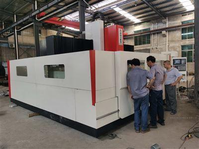 QDL2010供应高速数控龙门钻铣床质量保证厂家