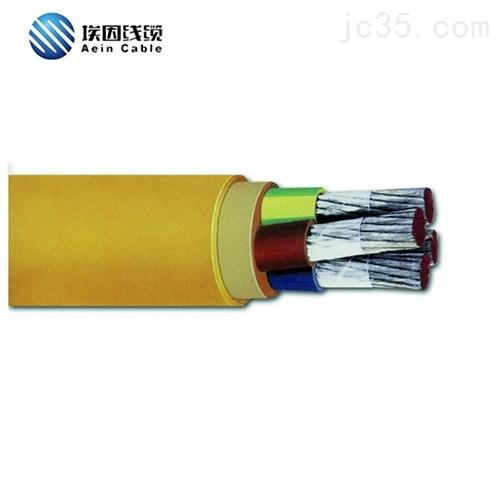 1KV欧标电缆2YSLCYK变频电机电缆3*95+3*16