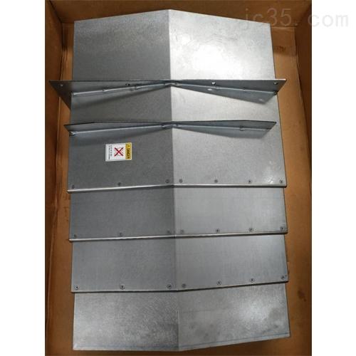 钢板机床防护罩