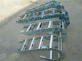 定制穿线钢铝拖链厂