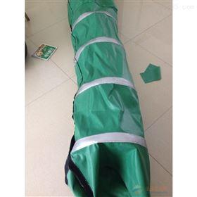 ZY6000 ZY10000煤矿立柱保护套  橘色液压支架立柱护套