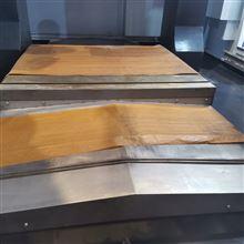 1060加工中心Y轴配套钢板防护罩细节图纸
