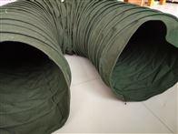 耐温除尘帆布软连接