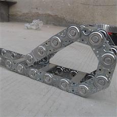 按需定制加工中心钢制拖链