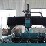KR-PMZ2016数控式平面钻床钢板加工