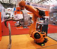 温州库卡机器人维修