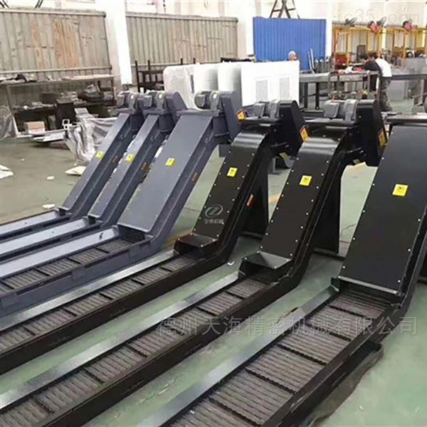 工厂采购机床反冲式刮板滚筒排屑机