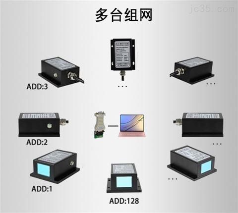 上海协堡30m高精度无线激光测距传感器