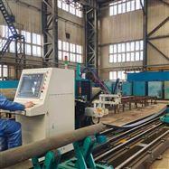 KR-XY5数控相贯线切管机 钢结构应用