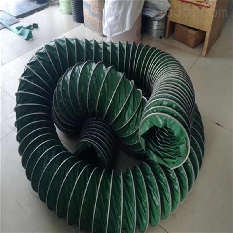 耐高温防火布风管