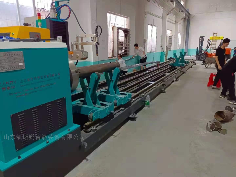 钢管相贯线切割机 等离子管子切割设备