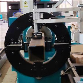 方管相贯线切割 自动化管材切割机