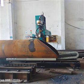 KR-XG5热力管道相贯线切割机 坡口截断一次成型