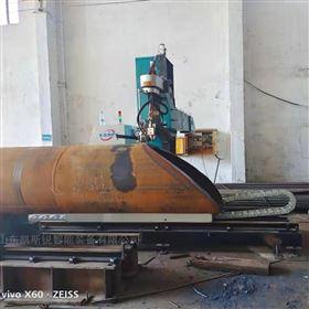 KR-XG5管道相贯线切割机 大管径钢管坡口下料机