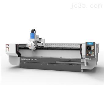 SD6560V7-BT30型材加工中心