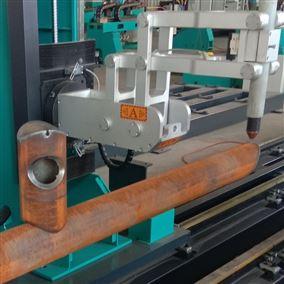 相贯线切割机切割圆管 五轴管材切割