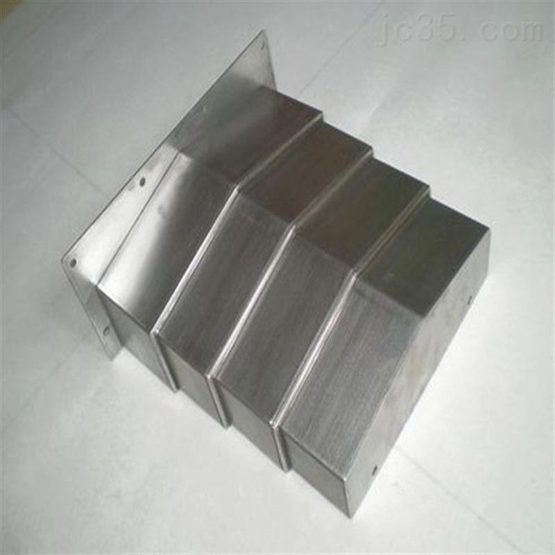 钢板不锈钢伸缩式防护罩