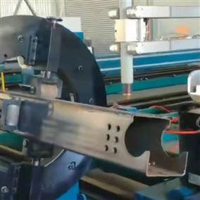 管子相贯线切割机 数控管材切割设备 钢结构