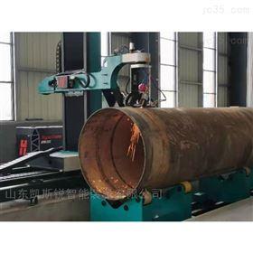 KR-XG5大管径钢管相贯线切割机 导管架切割设备