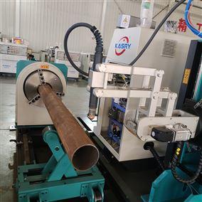 五轴相贯线切割机 圆管切割设备 凯斯锐
