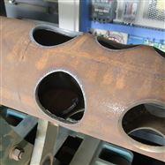 KR-XY5钢结构管材火焰相贯线切割机