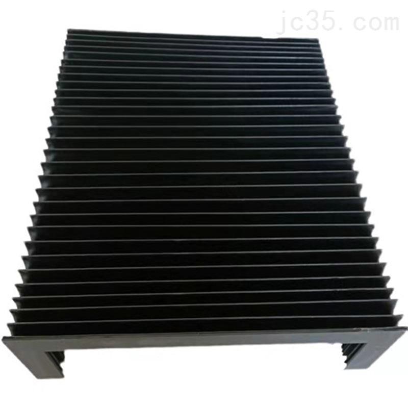 直线导轨伸缩式风琴防护罩