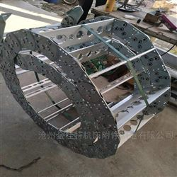 全部链TL钢铝拖链 TLG不锈钢穿线拖链