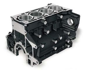 汽车发动机缸体