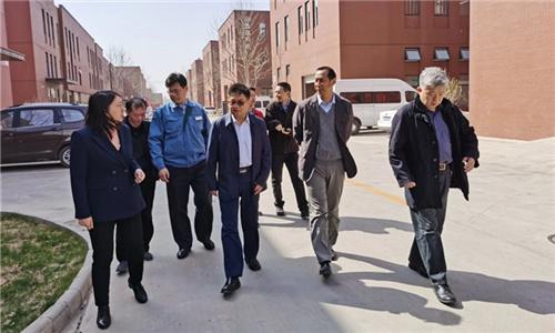 中國機床工具工業協會調研北京市電加工研究所