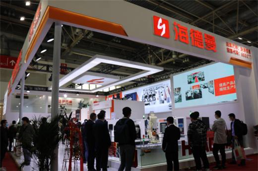 助力中国造 玉环w88网站手机版企业亮相CIMT2021